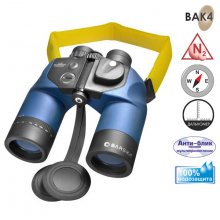 Бинокль Barska Deep Sea 7X50 WP Digital Compass
