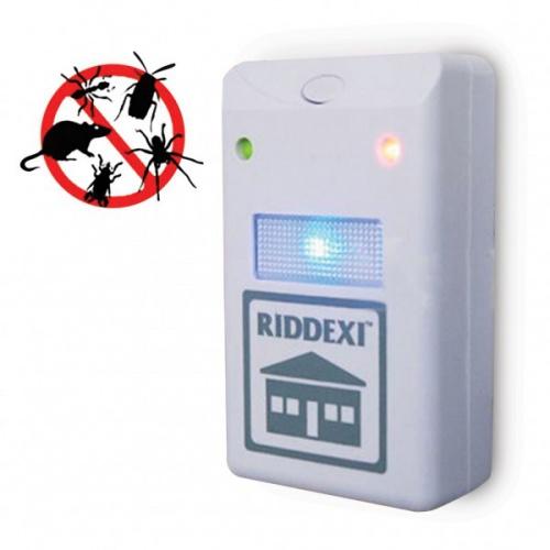 Фото - Ультразвуковой отпугиватель грызунов Riddex Plus