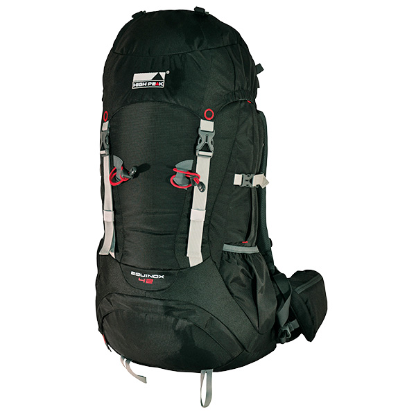 Фото - Рюкзак High Peak Equinox 42 (Black)