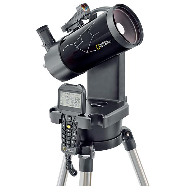 Фото - Телескоп National Geographic MAK-90/1250 StarTracker GOTO