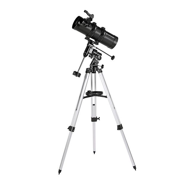 Фото - Телескоп Bresser Pluto II 114/500 EQ (carbon)