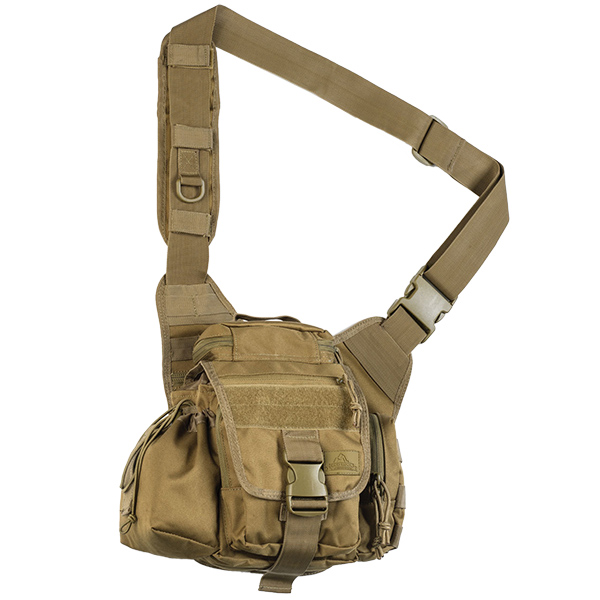 Фото - Сумка Red Rock Hipster Sling (Coyote)