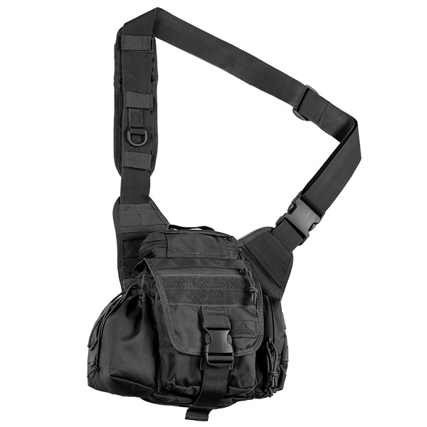 Фото - Сумка Red Rock Hipster Sling (Black)