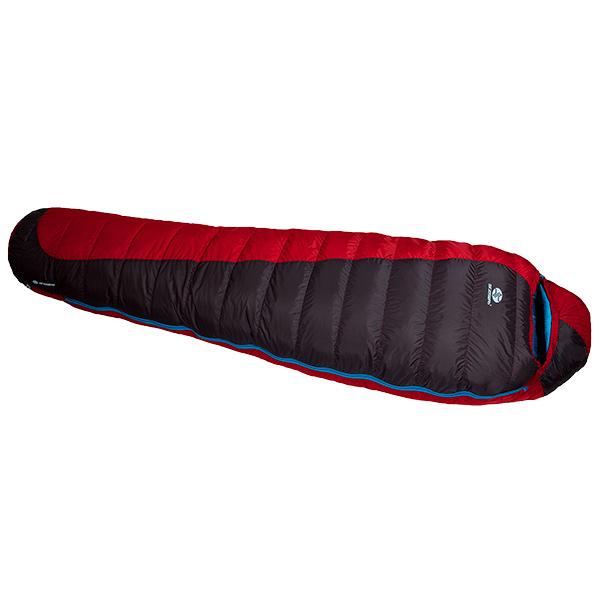 Фото - спальный мешок Спальный мешок Sir Joseph Erratic plus II 1000/190/-14.3°C Red/Blue (Right)