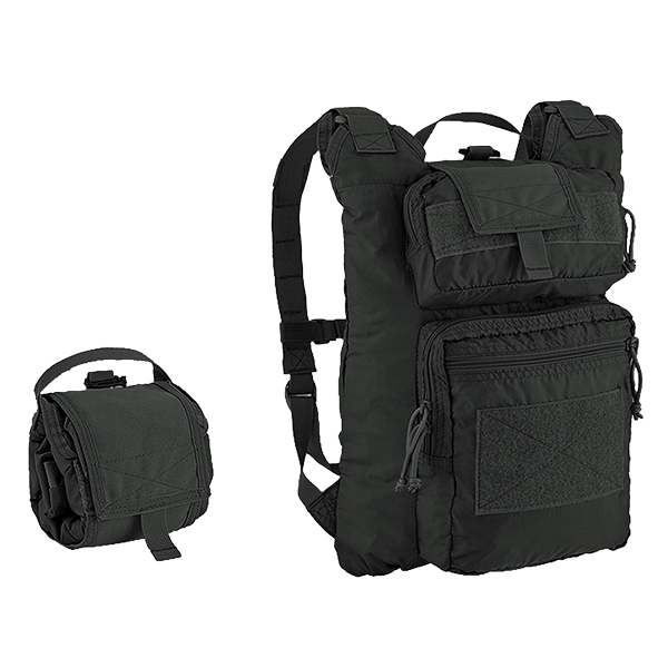 Фото - Рюкзак Defcon 5 Rolly Polly Pack 24 (Black)