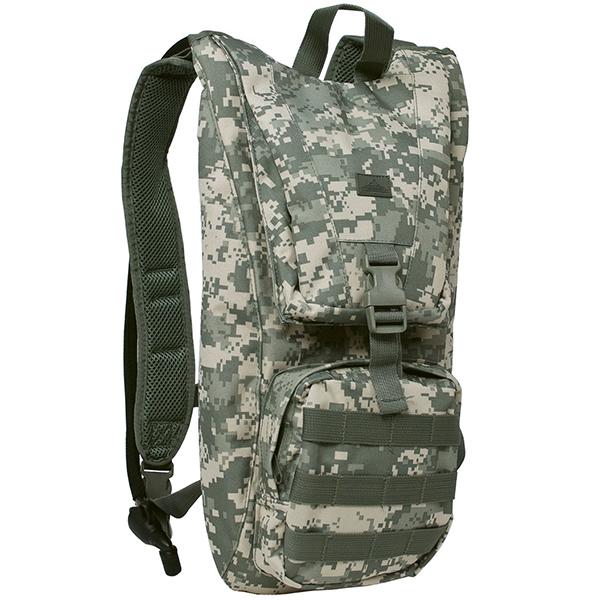 Фото - Рюкзак Red Rock Piranha Hydration 2.5 (Army Combat Uniform)