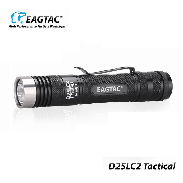 Фото - Фонарь Eagletac D25LC2 Tactical XM-L2 U3 (1270 Lm)