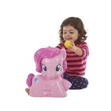 Фото - Развивающая игрушка Playskool Пусковая пони с шариками Friends Pinkie Pie Party Popper Featuring My Little Pony