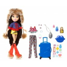 Study Abroad Doll- Jade to Russia