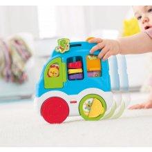 Фото - Развивающая игрушка Fisher-Price Animal Friends Discovery Car
