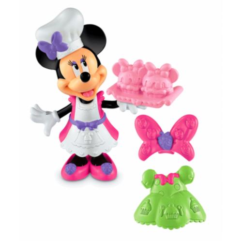 Фото - Фигурка Fisher-Price Minnie Mouse Cupcake Bowtique