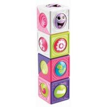 Кубики Roller Blocks, Flowers and Numbers