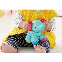 Фото - Развивающая игрушка Fisher-Price Слоник Elephant Clicker Pal