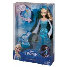 Эльза Холодное сердце Frozen Ice Power Elsa Doll