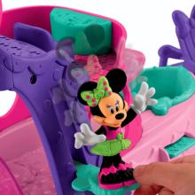 Фото - Фигурка Fisher-Price Disneys Minnie Polka dot yacht