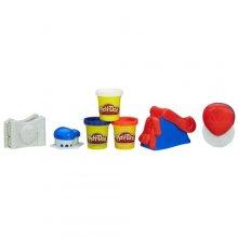 Набор для лепки Спайдермен Play-Doh Spider-Man Super Tool