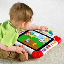 Фото - Развивающая игрушка Fisher-Price Игровой обучающий чехол  Laugh & Learn Case for iPad, Red