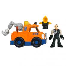 Механик с эвакуатором  Imaginext City Tow Truck