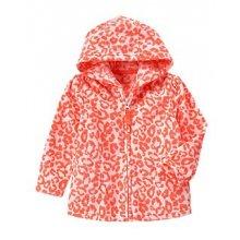 Толстовка для девочки Microfleece Hoodie красная