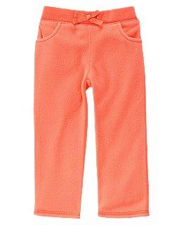 Фото - Crazy 8 Милые брюки из микрофлиса