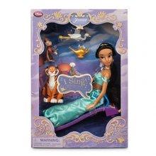 Фото - Кукла Disney Jasmine Deluxe Singing