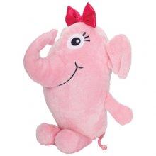 Фото - Мягкая игрушка Baby Genius Слон игрушка Frankie Soft Stuffed Plush Toy by Manhattan Toy