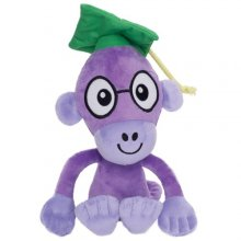 Обезьяна Oboe Soft Stuffed Plush Toy by Manhattan Toy