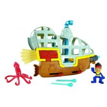 Пират Джейк на его подводной лодке Баки Jake and The Never Land Pirates - Submarine Buckys Never Sea Adventure