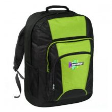 Рюкзак Members Karabar Maximum Cabin Allowance 44 Black/Lime
