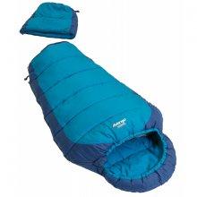 Спальный мешок Vango Wilderness Convertible/12°C/ River Blue