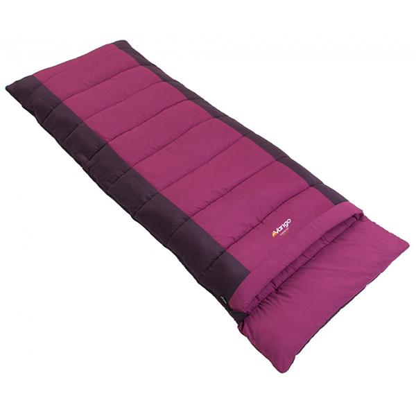 Фото - спальный мешок Спальный мешок Vango Harmony Single/3°C/Plum Purple