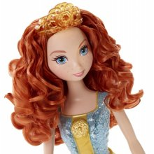 Фото - Кукла Disney Sparkle Princess Merida Doll