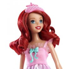 Фото - Кукла Disney Принцессы Рапунцель и Ариэль Пижамная вечеринка, набор