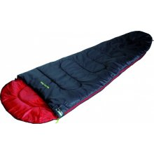 Спальный мешок High Peak Action 250 / +4°C (Right) Black/red