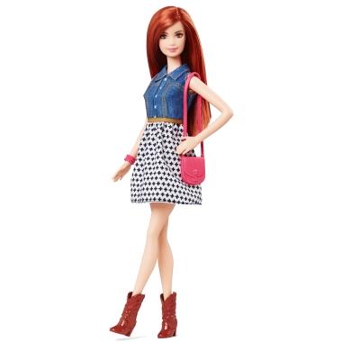 Фото - Кукла Barbie Кукла Барби Fashionistas Doll Western Chic - Original