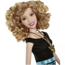 Фото - Кукла Barbie Fashionistas Doll Geometric Print Skirt - Original