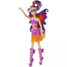 Кукла Барби Princess Power Butterfly Doll Purple