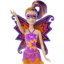 Фото - Кукла Barbie Кукла Барби Princess Power Butterfly Doll Purple