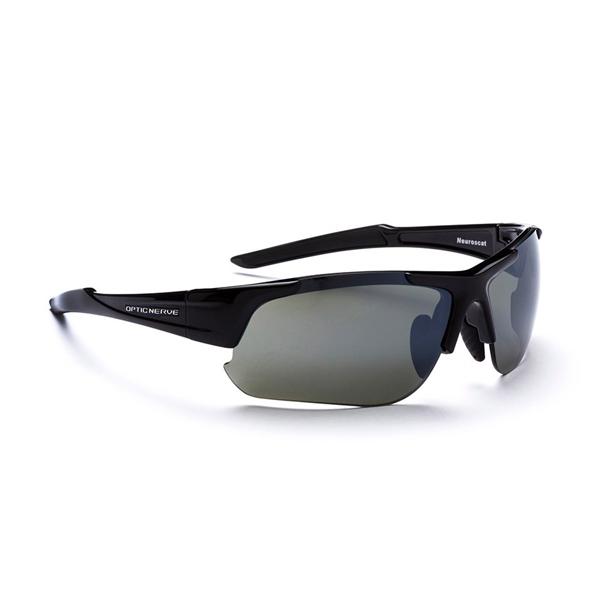 Фото - Очки солнцезащитные Optic Nerve Flashdrive Shiny Black (IC Deuce)