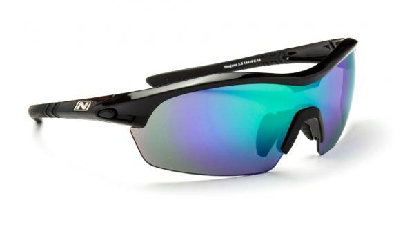 Фото - Очки солнцезащитные Optic Nerve Thujone 3.0 Shiny Black (3 Lens sets)