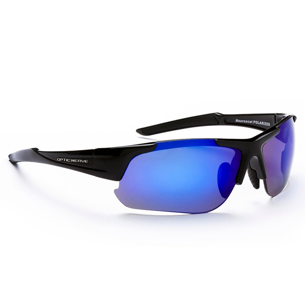 Фото - Очки солнцезащитные Optic Nerve Flashdrive Shiny Black (Polarized)