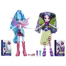 Набор кукол My Little Pony Equestria Girls - Sonata Dusk and Aria Blaze