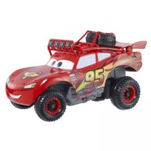 Машинка Disney/Pixar racer lightning McQueen pullback vehicle cars radiator Springs 500 1/2 wild