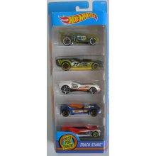 5 Car Gift Pack TRACK STARS