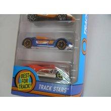 Фото - Машинка Hot Wheels 5 Car Gift Pack TRACK STARS