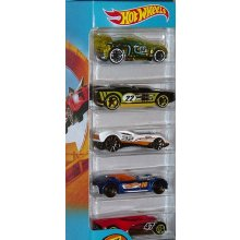5 Car Gift Pack MUSCLE MANIA