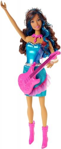 Фото - Кукла Barbie Принцесса Эрика - рок-звезда