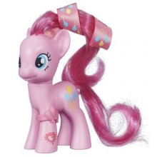 Пони Пинки Пай с QR-кодом на ноге My Little Pony (QR-код) Cutie Mark Magic Pinkie Pie Figure