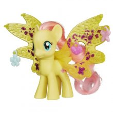 Пони Флаттершай с волшебными крыльями My Little Pony Cutie Mark Magic Friendship Charm Wings