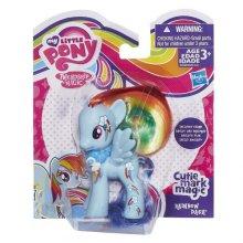 Фото - Фигурка Hasbro My Little Pony Cutie Mark Magic Rainbow Dash Figure